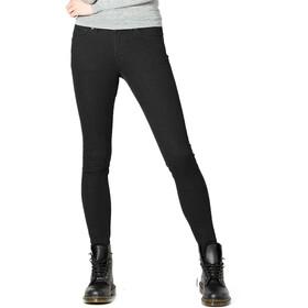 DUER Performance Denim Pantaloni Skinny Donna, nero